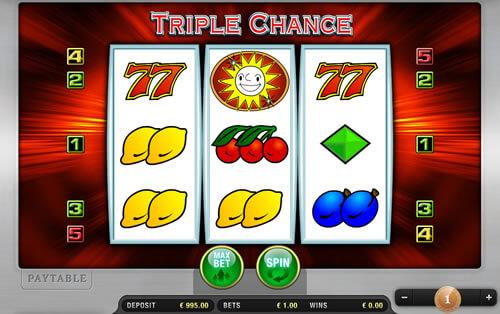 Online Triple Chance Beispiel