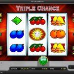 Triple Chance der Spielstart