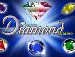 Den Merkur Spielautomaten Diamond Casino online spielen