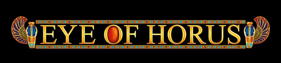 Großes Eye of Horus Logo